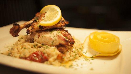 Olive & Thyme Chicken