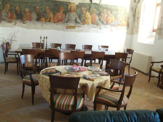 Residenza d'Epoca San Girolamo:                   sala lettura