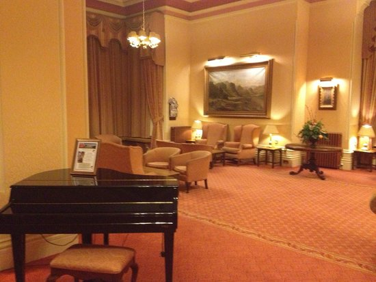 Armathwaite Hall Hotel & Spa:                   Lounge