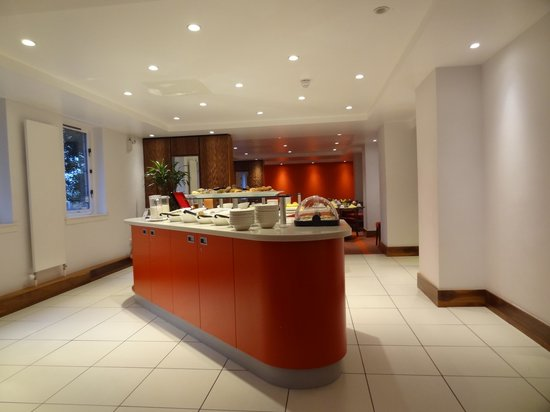 Masson House Hotel & Bistro: breakfast area