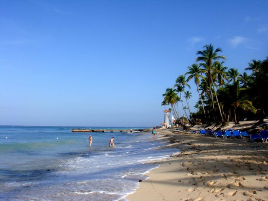 Catalonia Gran Dominicus:                   Great Beach