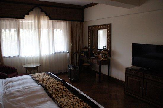 Kandawgyi Palace Hotel:                   Chambre