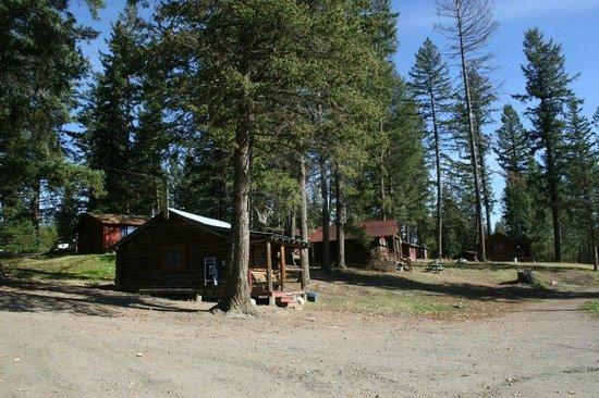 Northwood Lodge and Resort: Rustic Cabins