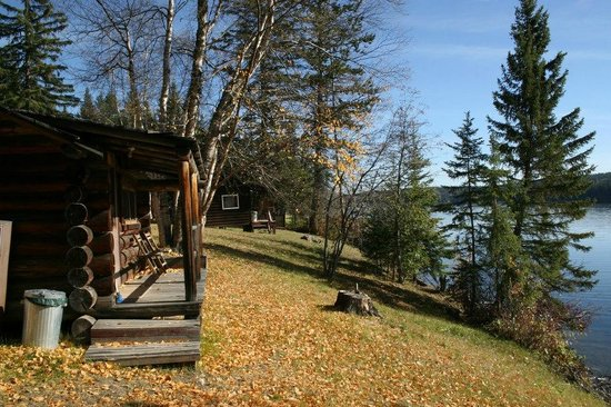 Northwood Lodge and Resort: Rustic Cabins