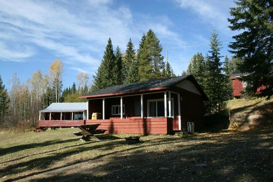 Northwood Lodge and Resort: Rustic Cabin