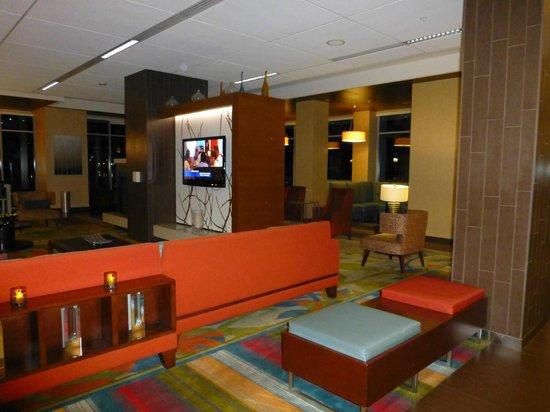 Residence Inn Long Beach Downtown: Lounge