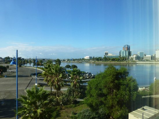 Residence Inn Long Beach Downtown: View from Room