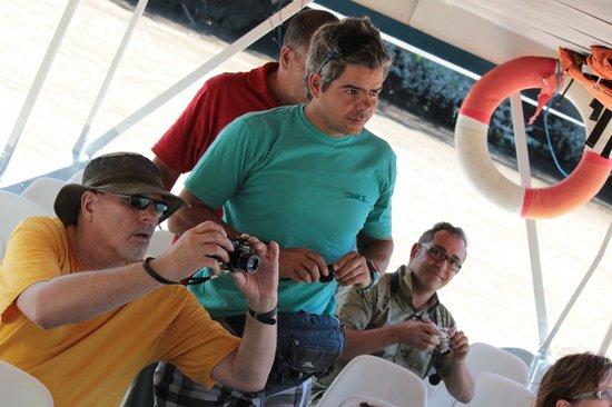 Secret Spot VIP Tours : safary boat Palo Verde
