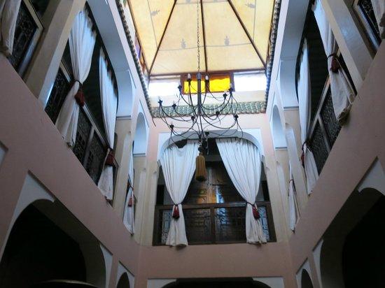 Riad Fantasia Prestige:                   Pretty homey hostel