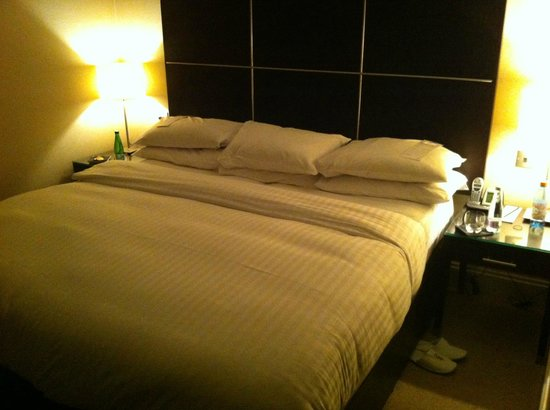 Rocpool Reserve hotel & Chez Roux:                   Very comfortable bed