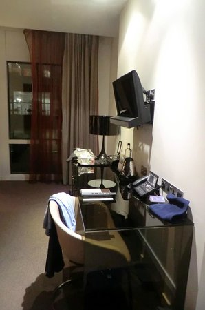 Radisson Blu Edwardian New Providence Wharf Hotel:                   Camera da letto