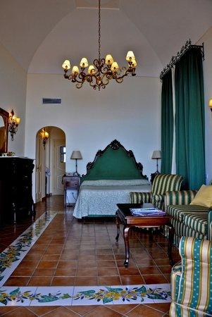 Our room, Hotel Buca di Bacco, Positano, Italy