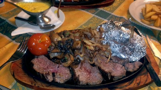 Montana: Amazing Chateaubriand