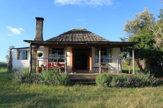 Malu:                   romantic cottage