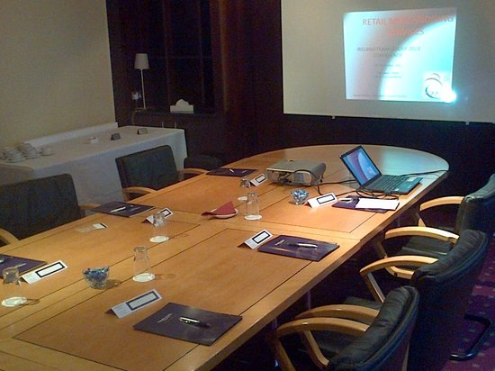 Maldron Hotel Derry:                   Boardroom