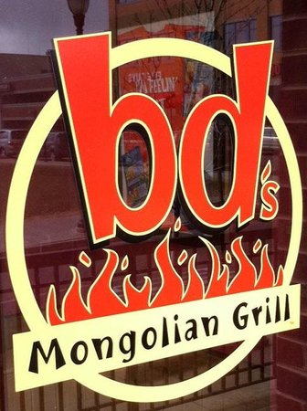 BD's Mongolian Grill:                   BD's Mongolian Barbeque