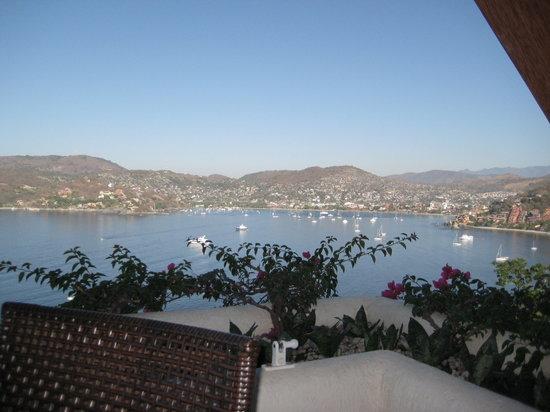 El Suspiro Restaurante :                                     Morning view from El Suspiro