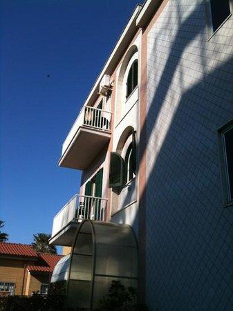 Hotel Villa Marina: camere con balcone