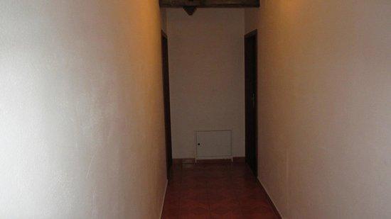 Penzion Slavia: corridor