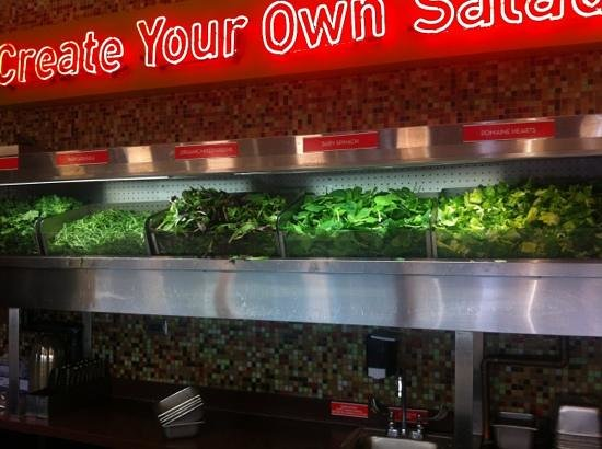 Cafe Metro:                   good fast food