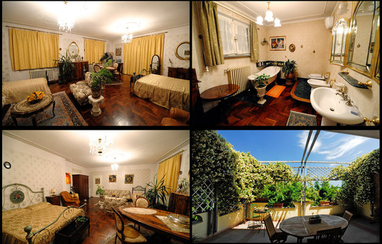 Bed & Breakfast La casa di Alba : Appartamento Le Rose - Le Rose apartment