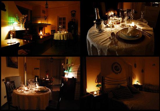Bed & Breakfast La casa di Alba : Momenti romantici nell' appartamento Lilium - Romantic moments at Lilium apartment