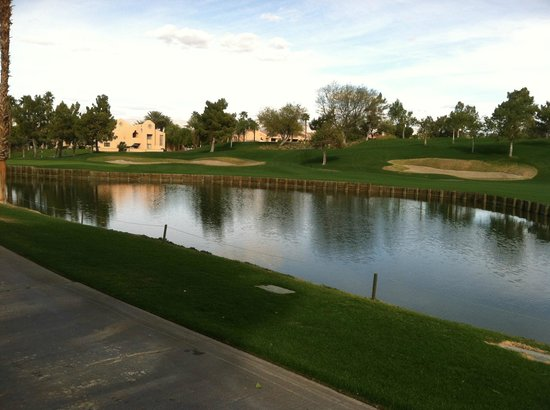 Westin Mission Hills Golf Resort & Spa: On the golf course