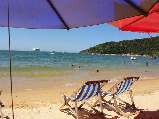 Pousada Tartaruga:                                                       Playa Tartaruga