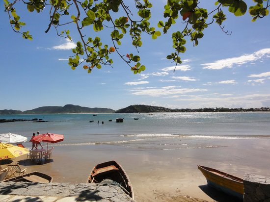 Pousada Tartaruga:                                                       Playa de ensueños