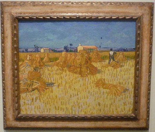 Μουσείο του Ισραήλ:                   Van Gogh