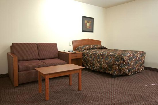 Value Place Wichita South: Sleeper
