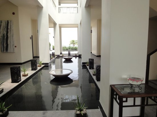 Princess D'An Nam Resort & Spa: Looking through the spa