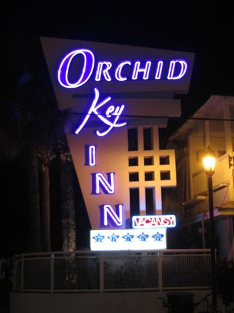 ‪أوركيد كي إن:                   Orchid Key Inn