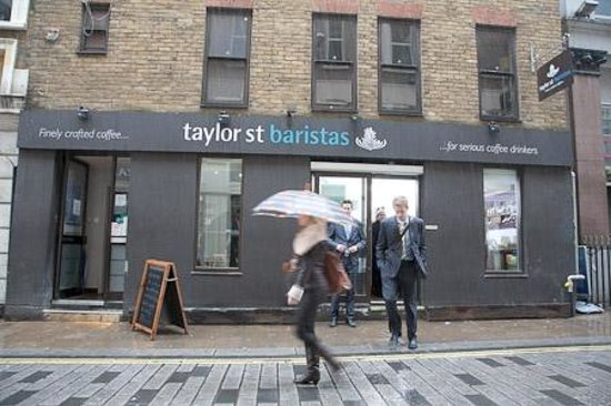 Photo of Cafe Taylor St Baristas at 1a New Street, London EC2M 4TP, United Kingdom