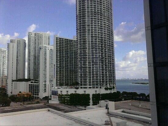 Hilton Miami Downtown: view of the skyline