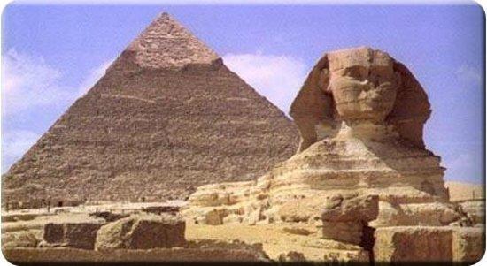 Порт-Саид, Египет: Pyramids