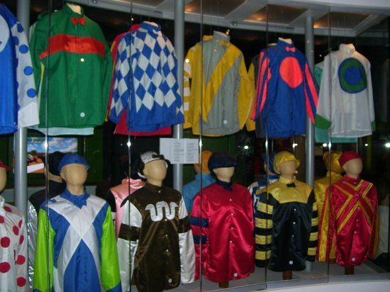 Kentucky Derby Museum: Jockey's Silks