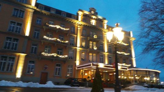 Hotel Victoria: Sherlock Holmes hotel