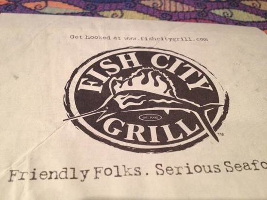 ‪‪Fish City Grill‬:                   great food, great atmoshphere