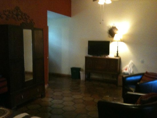 Austin Motel Room 117