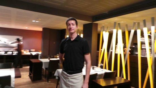 Hotel Victoria: Friendly staff