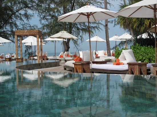 Nikki Beach Resort Koh Samui:                   Pool