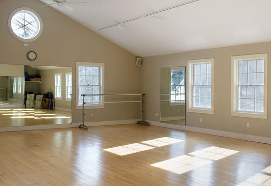 The Strong House Spa: Classroom/ Yoga Studio