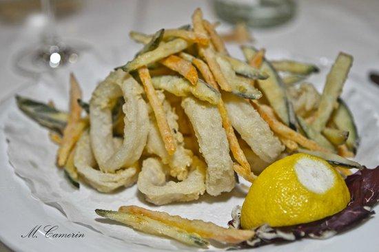 Hotel Adlon:                   Calamari