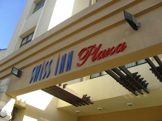 Swiss Inn Pyramids Golf Resort & Swiss Inn Plaza:                   Esterno