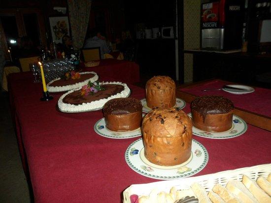 Hotel Gran Baita: Fine dining