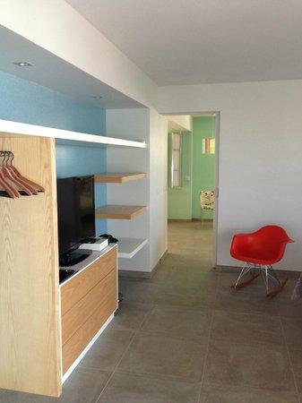 Hotel Le Village St Barth:                   Chambre