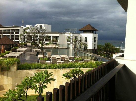 Pullman Bali Legian Nirwana: Rooftop pool
