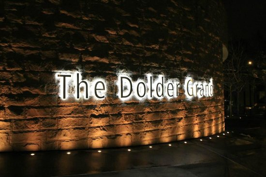 The Dolder Grand:                   Logo