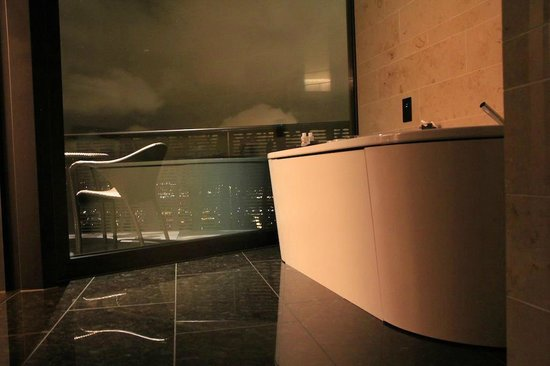 The Dolder Grand:                   The Magic Bath Tub